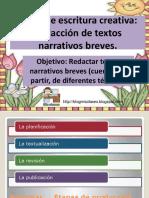 etapas de producción de texto