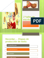estrategias de creación de texto narrativos