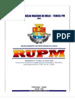 Regulamento de Uniforme - Pmce
