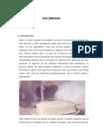 Los Jabones - Articulo