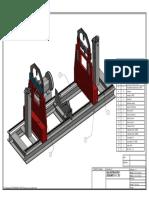 Plano Isometrico balanceadora 3tn