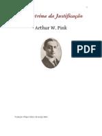 Arthur W. Pink - Doutrina da Justificação