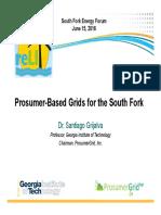 Prosumer-Based Grid (by Santiago Grijalva)