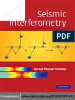 Seismic Interferometry