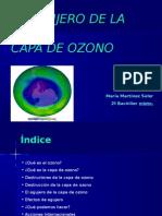 Agujero ozono