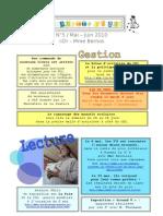 Gazette du CDI n°5