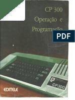 Manual CP300