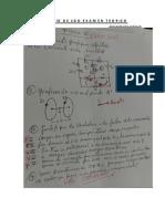 Solucionario y Notas 2do Examen f -II