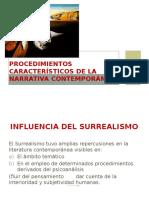 Procedimientos Caracteristicos de La Narrativacontemporanea - Copia