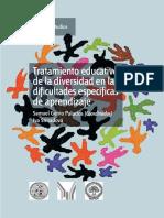 Samuel Gento Palacios. Tratamiento Educativo de La Diversidad en Las Dificultades Específicas Del Aprendizaje