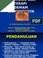Demam Chikungunya ppt