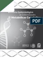 Enfermedades Metabólicas Congenitas
