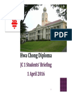 2016 HCI Diploma_student Information_JC 1 Briefing [Compatibility Mode]