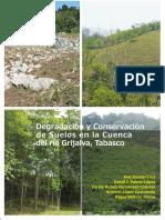 Degradacion y Conservacion de Suelos