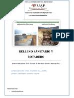 Trabajo Monográfico de Residuos Solidos_ Botadero e Relleno Sanitario