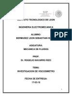 viscosimetro