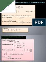 Presentación ecuaciones