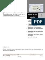 Tema Dibujo (SolidWorks)
