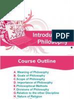 Philosophy Intro