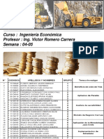 Exposicion Para La Semana 05 - Ingenieria Economica (1)