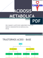 Acido Base-Alkalosis
