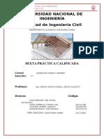 analisis estructural de un techo