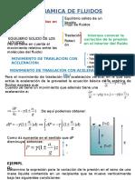 8. Hidrodinámica Clase 2