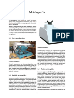 Metalografía