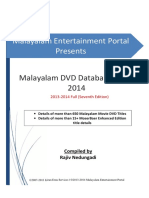 Malayalam DVD Database 2013-2014 Full.pdf