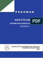 Buku Pedoman Etik PERKI