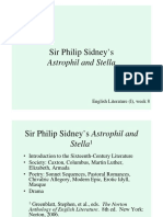 Sidney Psalms
