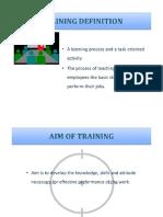 Training and Development 2016 VIP123