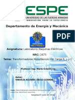 Informe 3 Cargas RLC