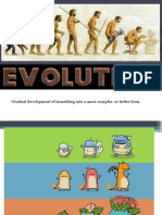Evolution of Retail