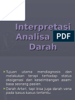 Interpretasi Analisa Gas Darah