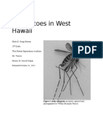 mosquitoes in west hawaii library research paper final