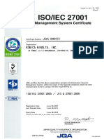 ISO27001_Certification_2013 Valid Until 2016-06-28