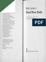 Chess Book Bent Larsens Good Move Guide