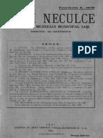 Ioan Neculce - Buletinul Muzeului Municipal din Iaşi. Fascicula 8, 1930.pdf