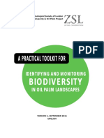 ZSL Practical Toolkit for Identifying and Monitoring Biodiversity in Oil Palm Landscapes-1