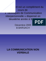 La communication non verbale II.ppt