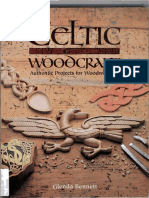 Celtic Woodcraft - Glenda Benett - Woodcarving, Chip Carving, Talla Madera