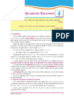 10 Maths Revision Book Chapter 4