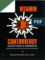The Vitamin Controversy