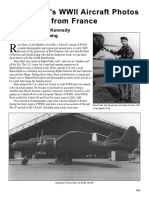 WWII Aircraft Photos from France