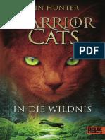 Erin Hunter - Warrior Cats 1 - In Die Wildnis