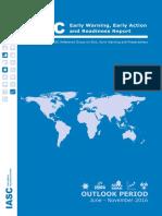 Rapport du comité permanent inter-organisations (IASC)
