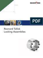 Rexnord Tollok Catalog