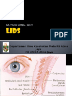 Lids, Apparatus Lacrimal, Sclera - Mulia Sitepu