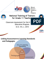 CLASSROOM ASSESSMENT FORCLSU SHS TEACHERS.ppt